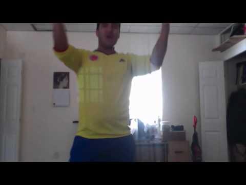 Colombia vs Greece (Grecia) 3-0  My Reaccion / Mi Reacción