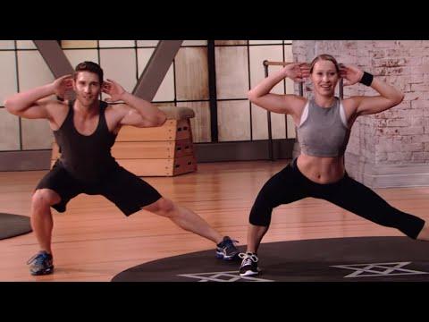 1-Hour Strength Workout   Level 1 W/ CJ Koegel