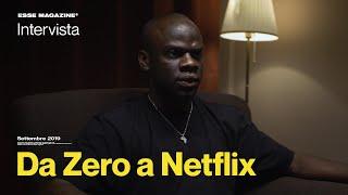 Antonio Dikele: Da Zero a Netflix | ESSE MAGAZINE