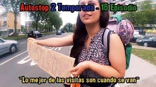 """Autostop 2 Temporada - 16 Episodio """"Lo mejor de las visitas son cuando se van"""""""