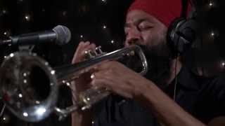Red Baraat - Horizon Line (Live on KEXP)
