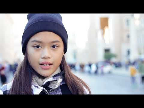 A Natale Puoi with Rap (cover) by Yanah, Keith and Christopher