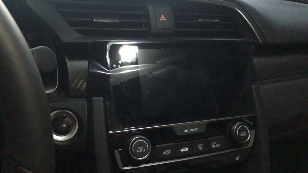 Cách hack đầu android trên xe Honda