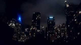 288/365/2015 Super Moon Full Lunar Eclipse Hells Kitchen New York City Time Lapse SJ4000 015 09 27