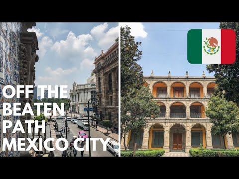 Seeing A TOTALLY Different Side Of MEXICO CITY