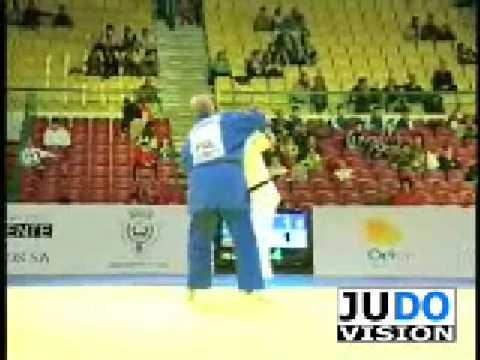JUDO 2008 European Championships: Urszula Sadkowska (POL) - Yuliya Barysik (BLR)