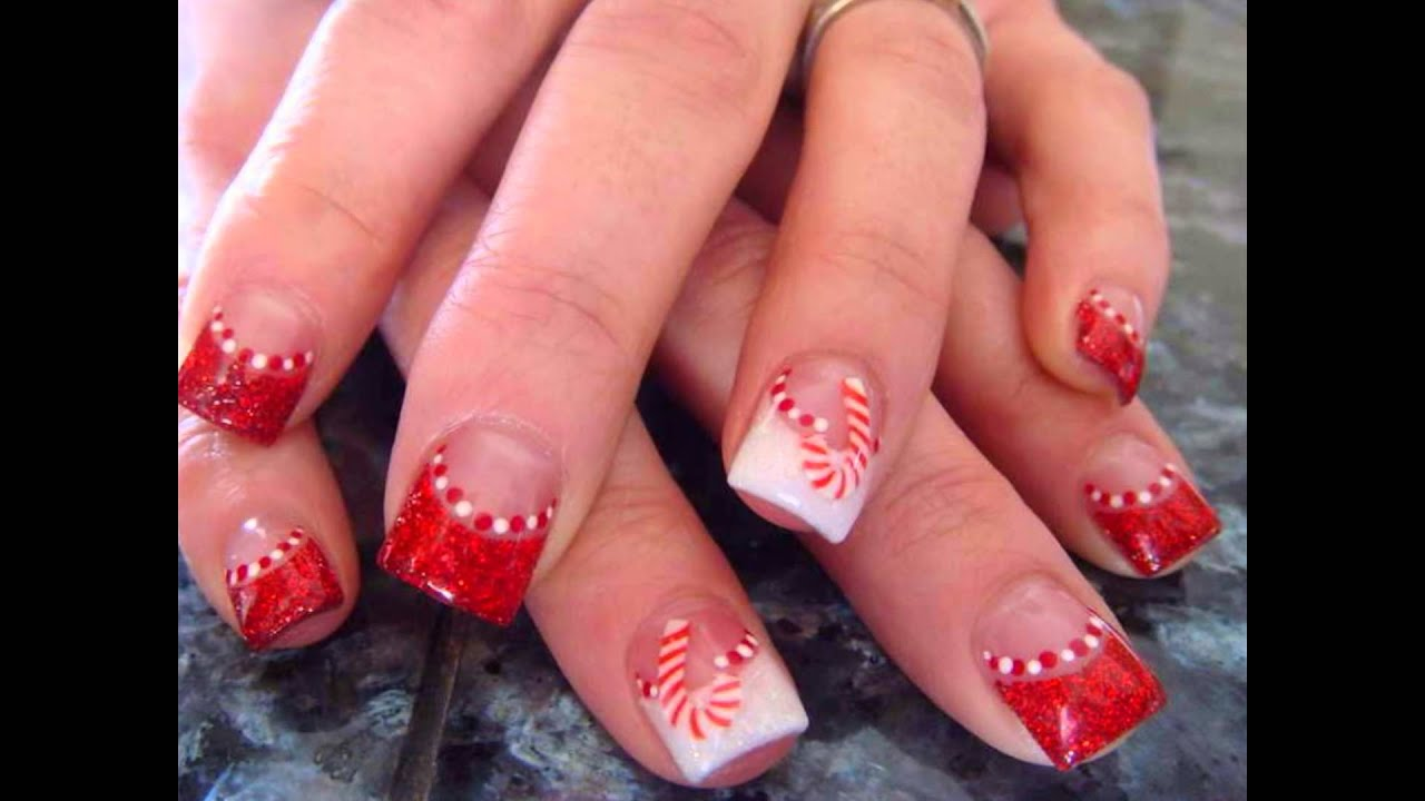 nail prom design glossy