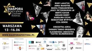 Diaspora World Jewish Culture Festival