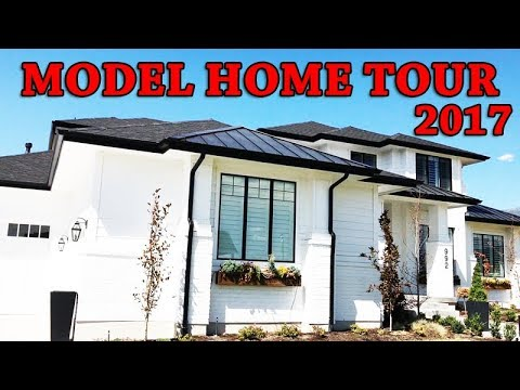 PARADE OF HOME, MODEL HOME, FULL VIDEO TOUR 2017 SYMPHONY HOMES IN KAYSVILLE CITY  BEST KITCHEN, BES