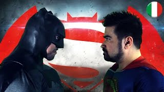 Nostalgia Critic feat. Angry Joe - Batman v Superman [Sub Ita]