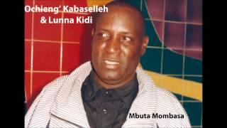 Mbuta Mombasa by Ochieng' Kabaselleh and Lunna Kidi
