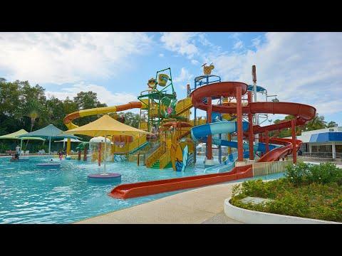 Jerudong Waterpark in Brunei