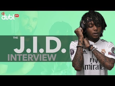 J.I.D. Interview - Is he a Grandad??? Talks Di Caprio 2, Mac Miller, The Never Story & J Cole.