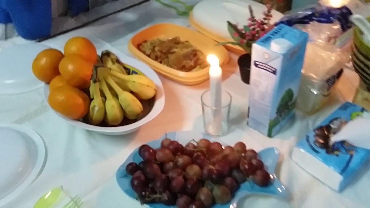 Membuat Menu Makanan 4 Sehat 5 Sempurna Youtube
