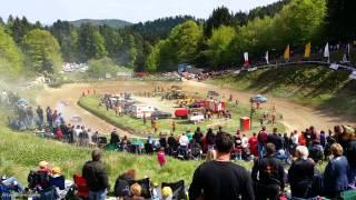 Stock Car-Rennen | Solla 2014 | Lauf 9 | Deutsche Meisterschaft Mannschaft - Verbaut Damen