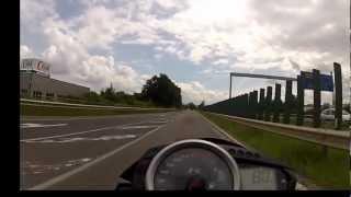 GoPro Hero2 Testfahrt Andernach nach Koblenz
