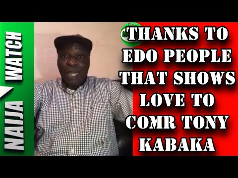 NAIJA  WATCH  THANKS  TO ALL THOSE WHO RESPONDED  TO  COMRADE TONY  KABAKA ADUN LIVE INTERVIEW SHOW