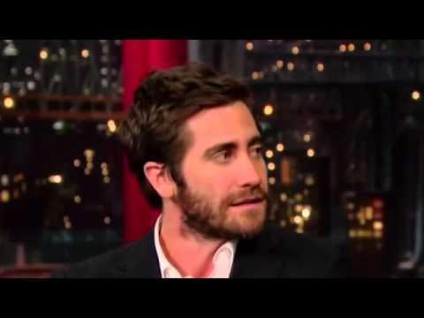 Jake Gyllenhaal on David Letterman Full Interview