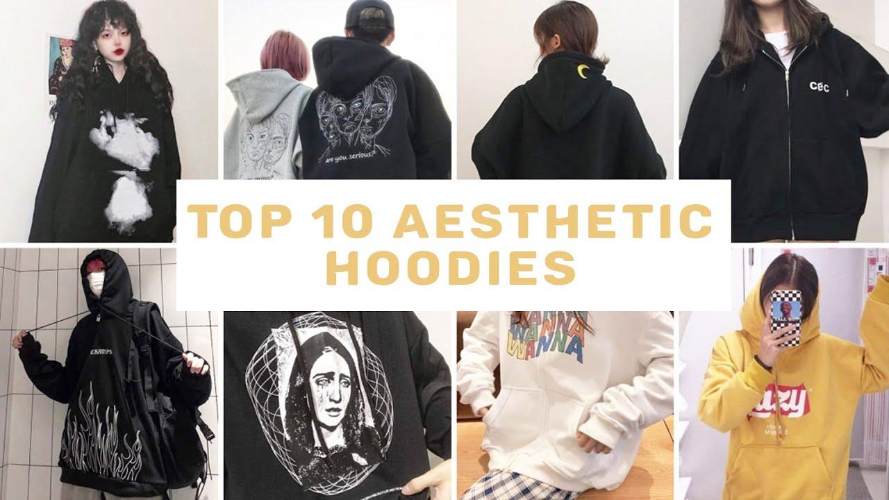 Top 10 Aesthetic Hoodies - itGirlShop