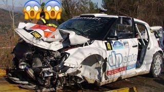 Top 10 incidenti in Rally