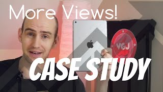 How To Get More Views Case Study: Video Gadgets Journal