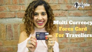 Thomas Cook - Multi Currency Forex Card For Travellers | Curly Tales