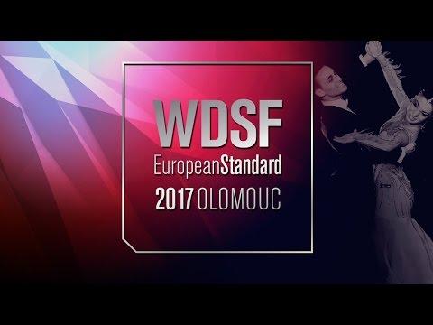 Cicchitti - Brecikova, SVK | 2017 EU Standard Olomouc | R2 SF | DanceSport Total