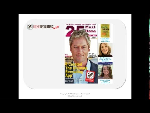 """Easy Party Plan: """"Rejection-Free Recruiting"""", with Eric Tippetts"""