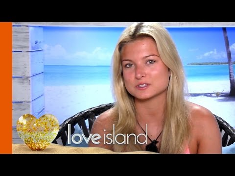 The Islanders Find Out Zara Slept With Alex - Love Island 2016