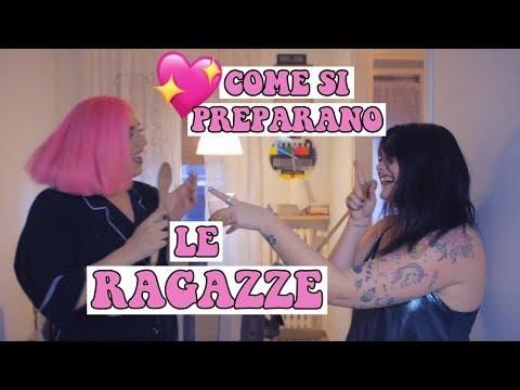 COME SI PREPARANO LE RAGAZZE // Muriel & Ale Hilton