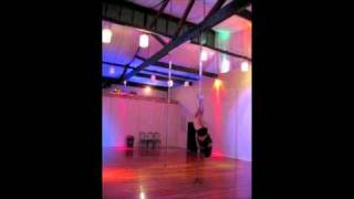 Danica Lani Miss Fusion Pole Dancing Competition