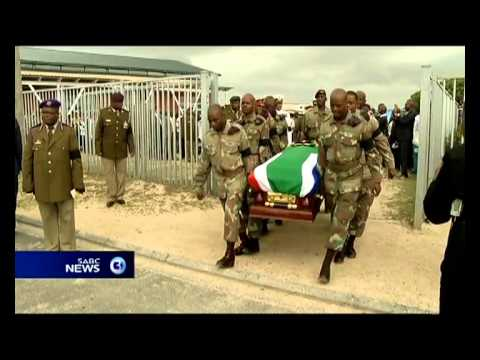 SANDF soldiers to be laid to rest