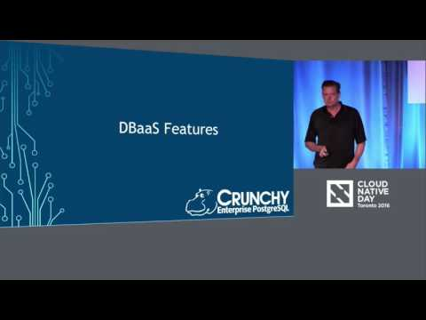 Containerizing PostgreSQL and Making it Cloud Native Ready - Jeff McCormick, Crunchy Data Solutions