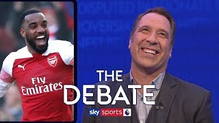 Will Arsenal finish in the Premier League Top Four? | The Debate
