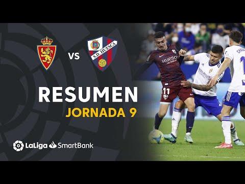 Zaragoza Huesca Goals And Highlights