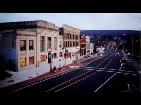 Downtown Bristol Connecticut