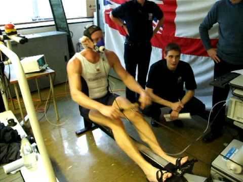 Pete Reed vo2 max
