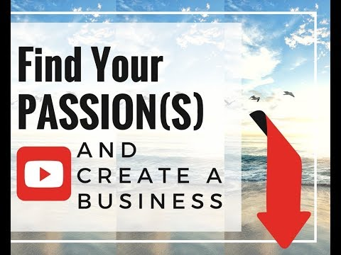 How to Find Your Passion, and Create Your Dream Online Business: Video Podcast #1