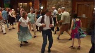 Squareback Reel square dance