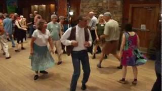 Squareback Reel square dance