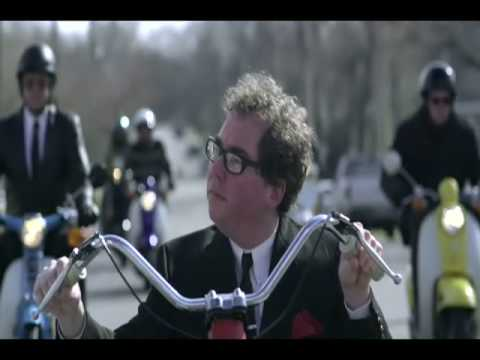 "Chuck Mead, ""I Wish It Was Friday"" scooter music video from Journeyman's Wager"