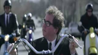 """Chuck Mead, """"I Wish It Was Friday"""" scooter music video from Journeyman's Wager"""