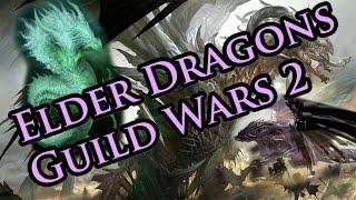Elder Dragons Lore | Guild Wars 2