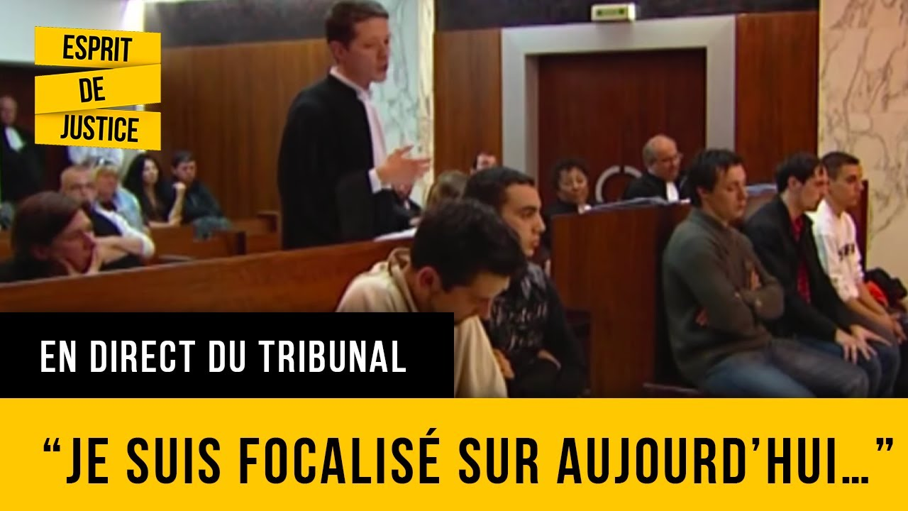 """Une ultime chance..."" - En direct du tribunal Rochefort - Dossier ""appareil photo"""