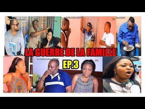 LA GUERRE DE FAMILLE EPISODE EP. 3 abonnez-vous sur BELLEVUE TV