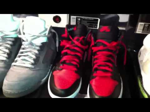My Top Ten Jordan Shoes Of 2011, Autographed Sneaker Freaker Magazine Giveaway Chance To Win