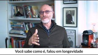 Longevidade Expo + Fórum -  Odilon Wagner
