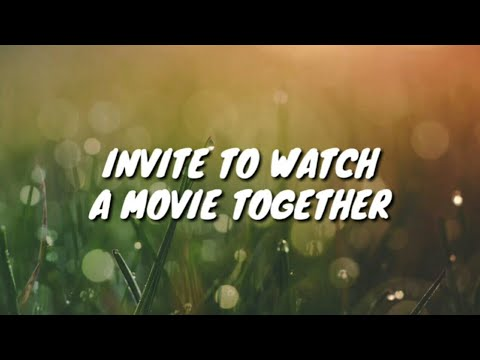 Contoh Dialog Invitation Bahasa Inggris Youtube