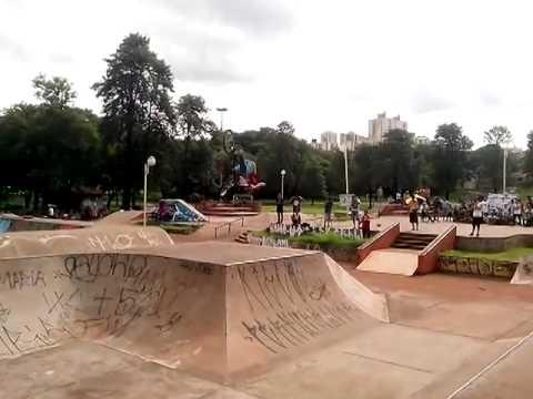 Guilherme Marques Backflip fail
