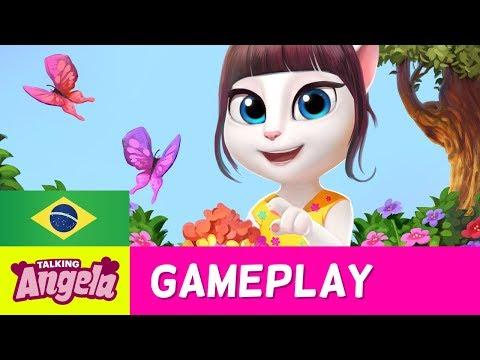 Magia da Primavera - Minha Talking Angela
